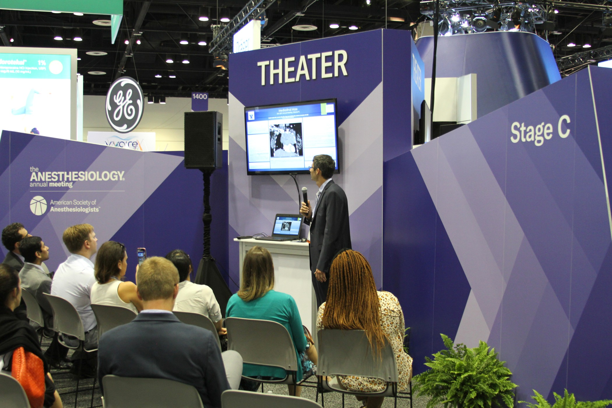 MED Talks On the Smart Stage in Exhibit Hall C