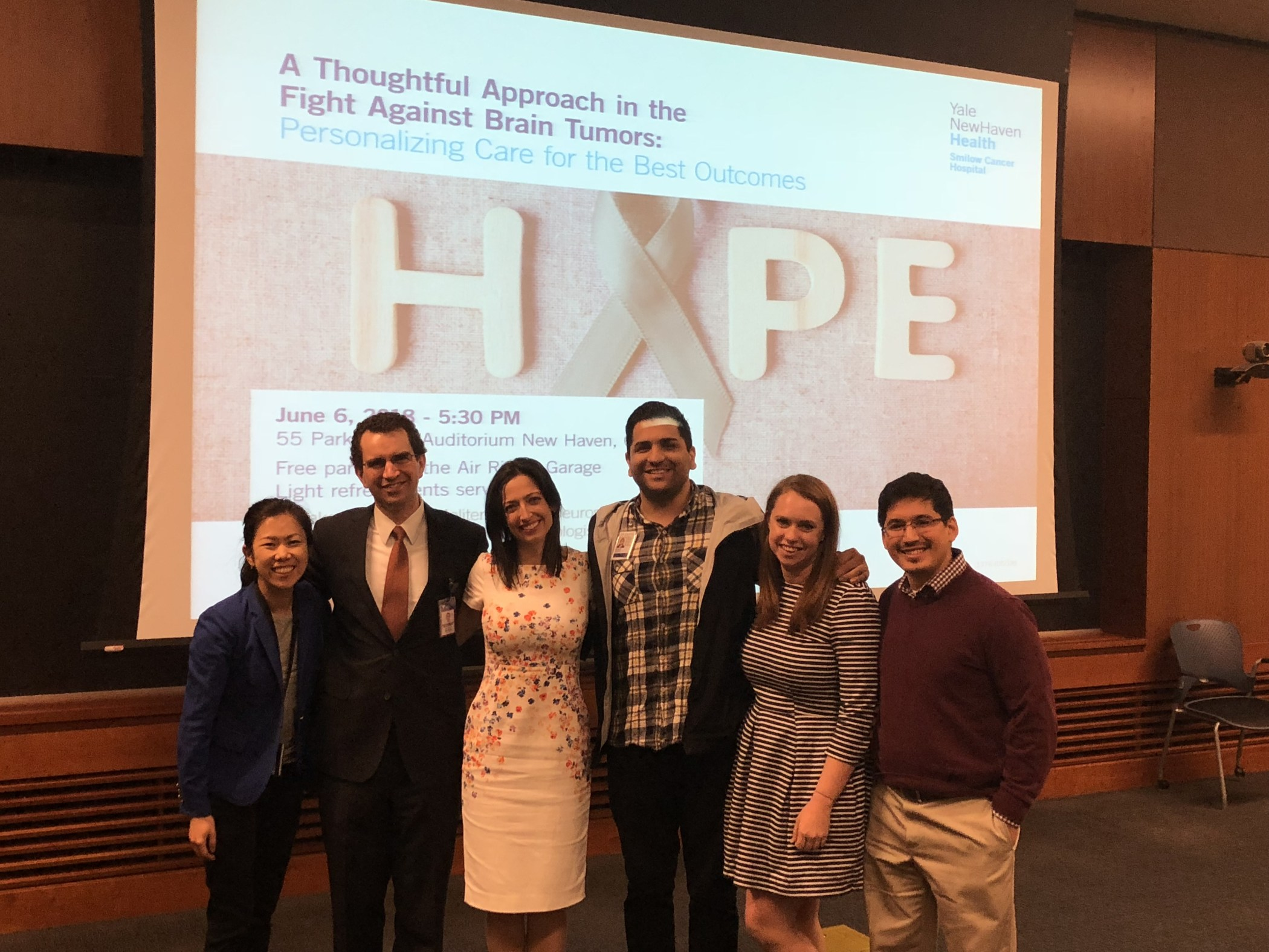 A Thoughtful Approach in the Fight Against Brain Tumors
