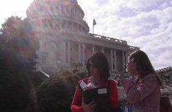 Zigler Fellows at Capitol