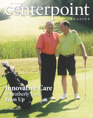 Centerpoint Fall/Winter issue cover image