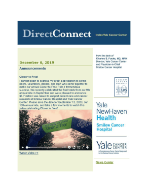 cover of direct connect newsletter