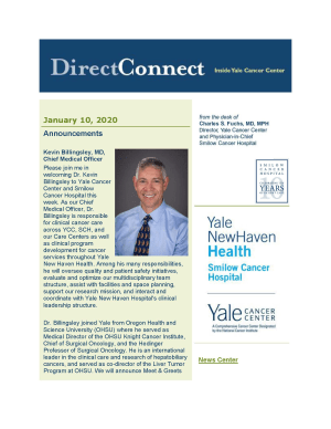 cover of January 10th issue of DirectConnect