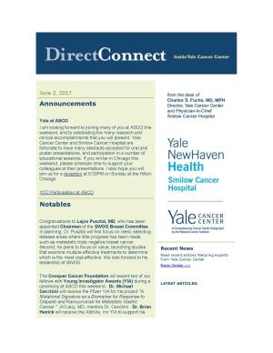DirectConnect June 2