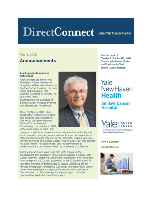 Cover of the May 4th issue of DirectConnect