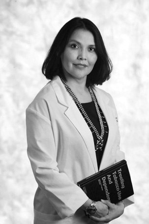 Patricia Nez Henderson, the first female American Indian graduate of the Yale School of Medicine, combines science and the spiritual in her practice of medicine.