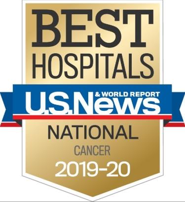 logo for US News best hospitals