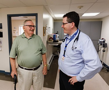 Alder Center Patient