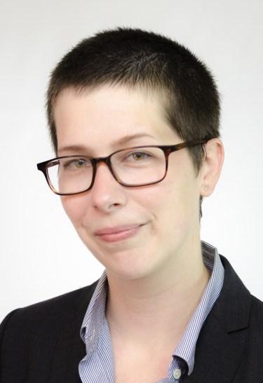 Anna DeForest, MD, MFA