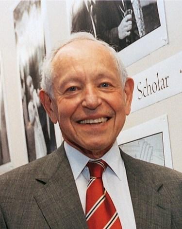 Former Dean Leon Rosenberg