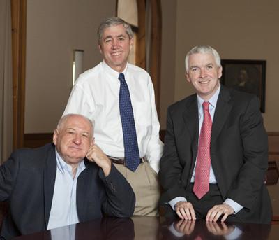 Joseph Schlessinger, Richard Lifton, Thomas Lynch
