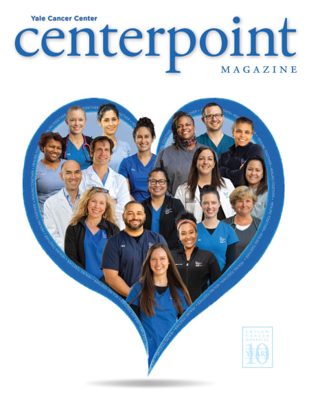 cover of counterpoint magazine.