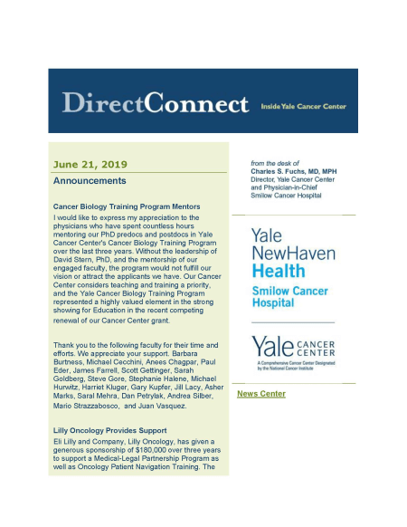 DirectConnect June 21, 2019 cover