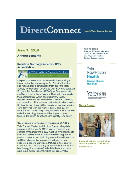 DirectConnect: June 7, 2019 cover image