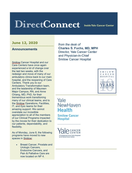 cover of directconnect