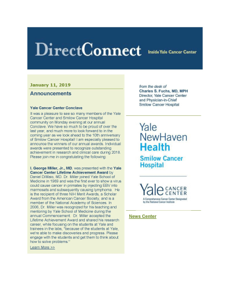 Cover page for directconnect