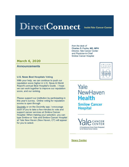 cover of march 6th directconnect