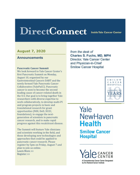 cover of august 7th directconnect.