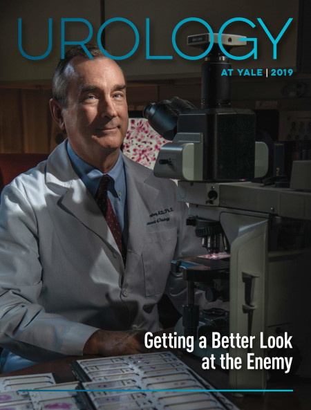 Urology at Yale 2019 cover