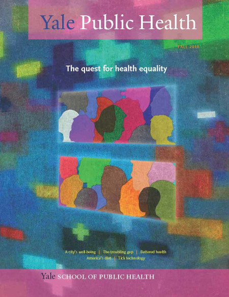 Yale Public Health Fall 2010 Cover