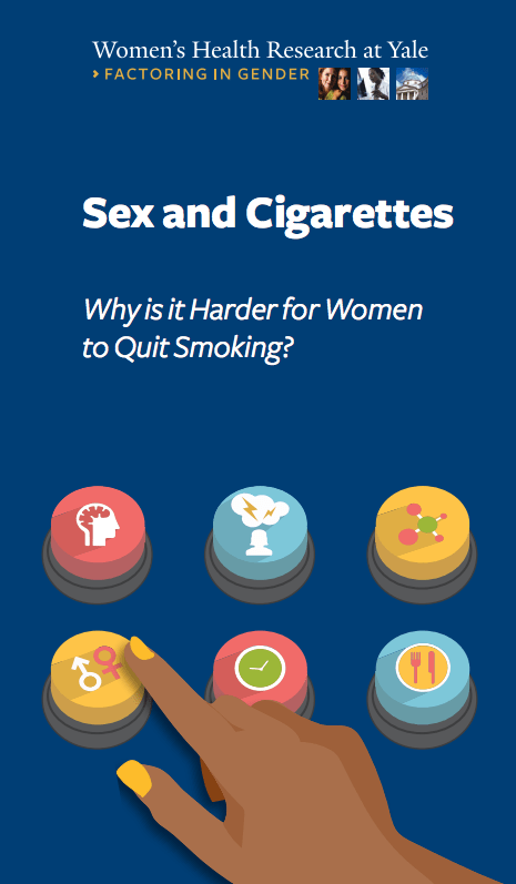 Sex and Cigarettes: Why is it harder for women to quit smoking?