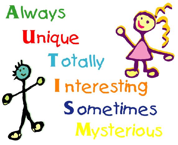 Child image of autism