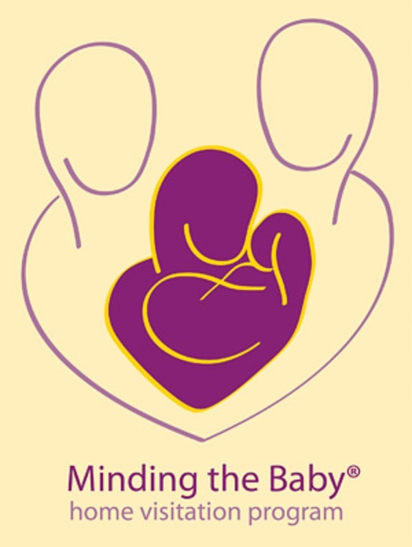 Minding the Baby logo