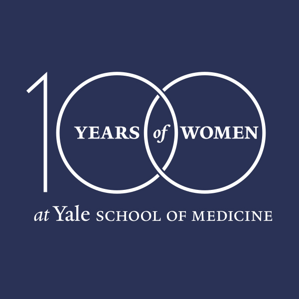100 Years of Women in Medicine Logo