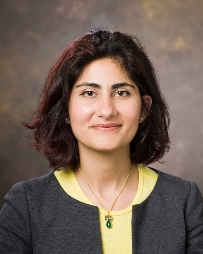 Basmah Safdar