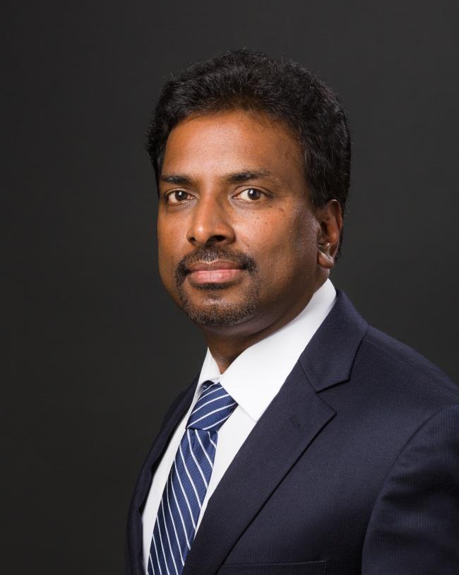 Jacob V.P. Eswarakumar