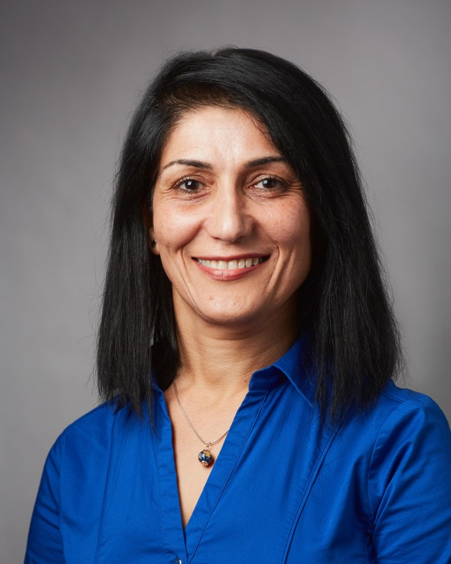 Farida Ahangari
