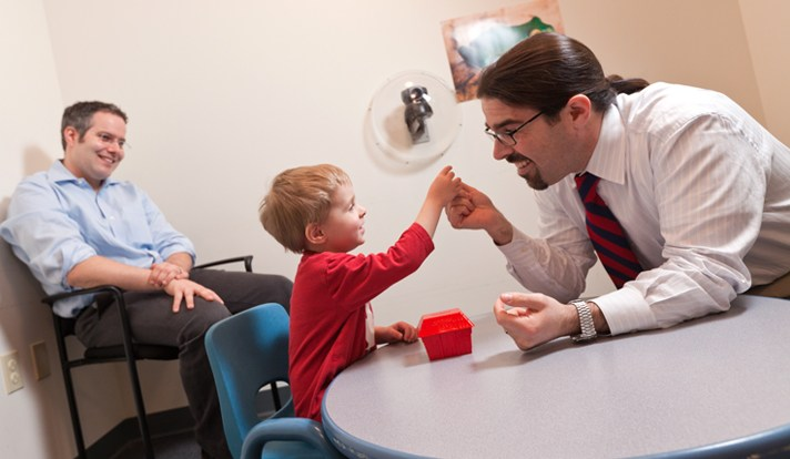 Yale leads NIH-funded autism biomarkers study of pre-school and school-aged children