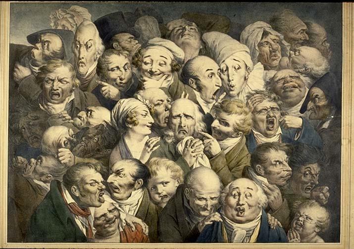 Faces full