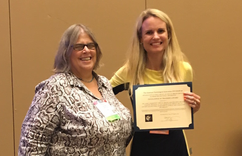 Adult Community Mental Health Training Award