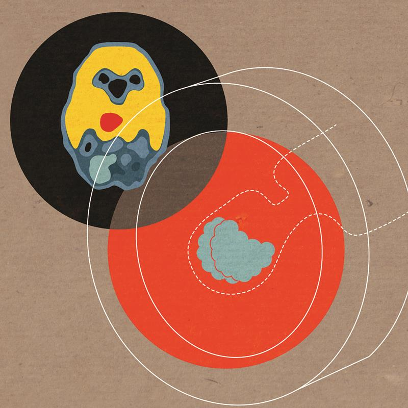 tomography illustration
