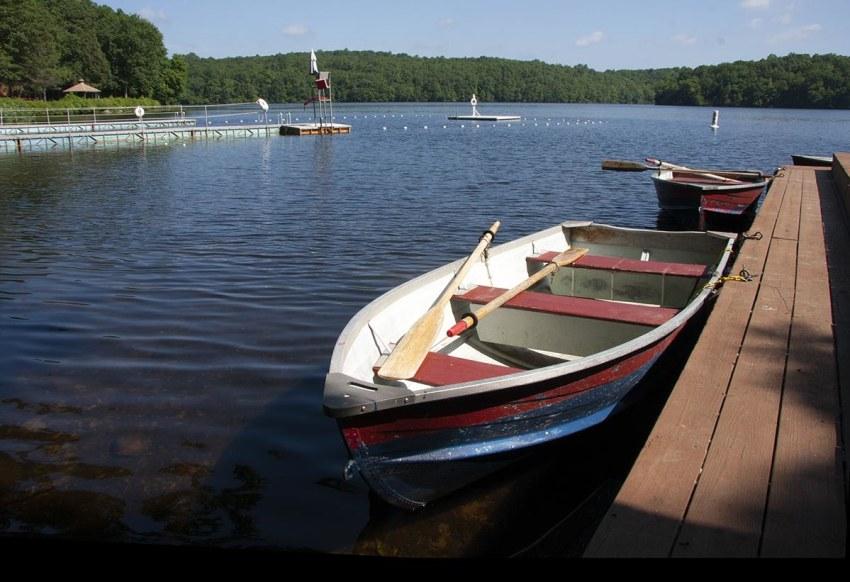 Yale Outdooer Center boating