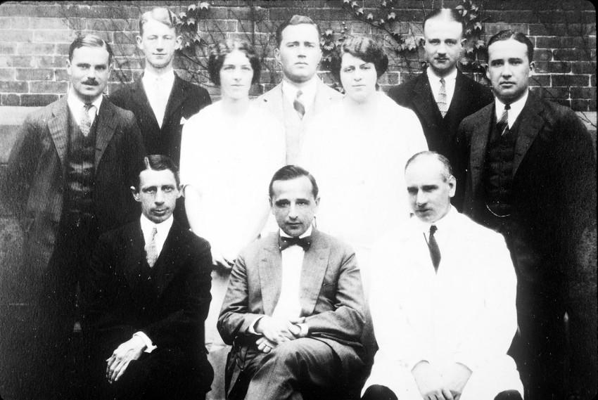 Yale Pathology circa 1926