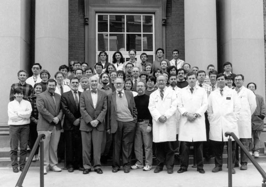 Yale Pathology circa 1998
