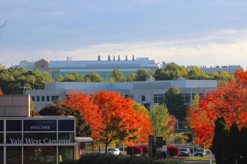 Yale West Campus