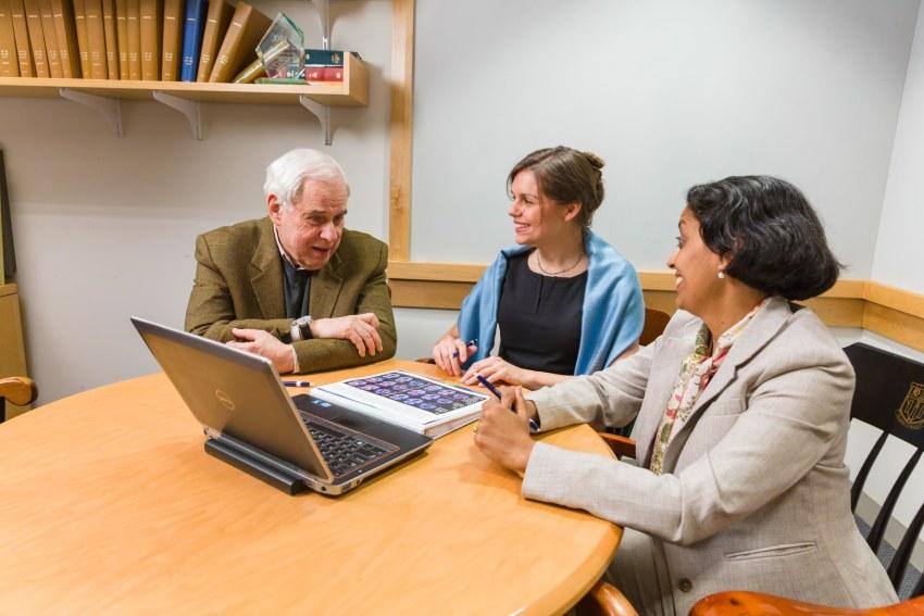 Dr. Robert Sherwin, Dr. Ania Jastreboff, Dr. Rajita Sinha