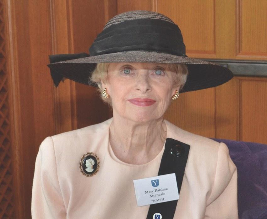 Mary Palshaw