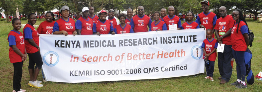 Kenya Medical Research Institute In Search of Better Health