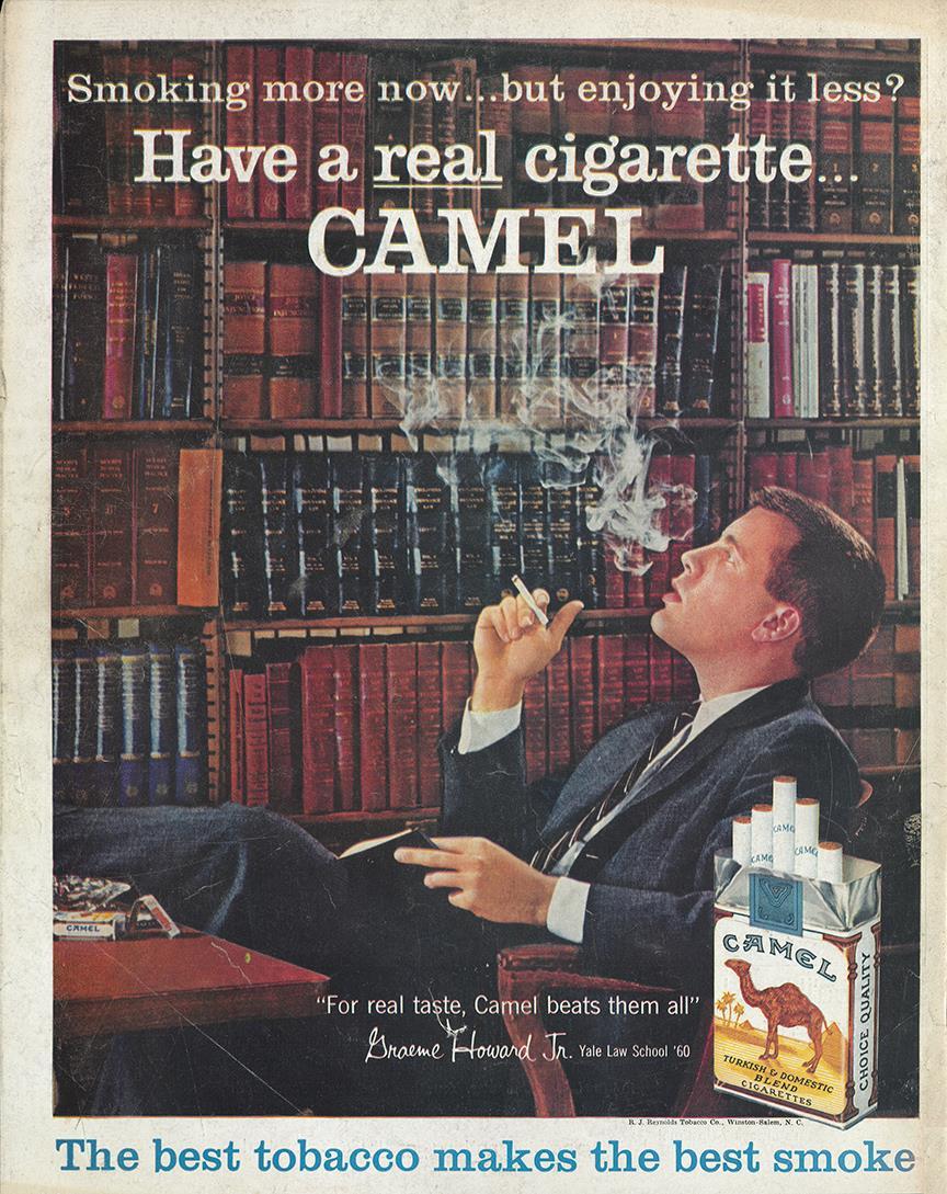 Camel ad