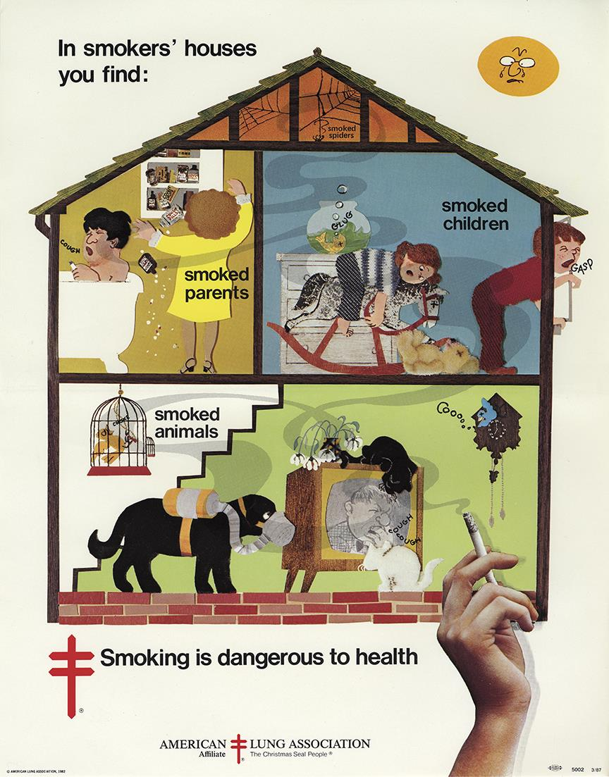 American Lung Association ad