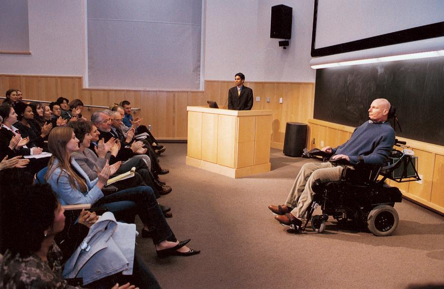 In a talk sponsored by the Yale Stem Cell Interest Group, actor Christopher Reeve said science, not religion, should drive the debate over stem cell research.