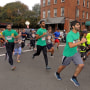More than 230 runners and walkers joined in the ANDA 5K Walk and Run on Oct. 1.