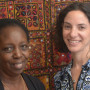 This year Harriet Myanja-Kizza and Tracy Rabin, co-directors of the Makerere University-Yale University partnership, celebrated the collaboration's 10th year.