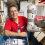 William Rosenblatt has found a way to send used medical equipment to where it's most needed.