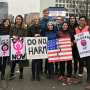 Medical students marched with hundreds of thousands in Washington D.C.