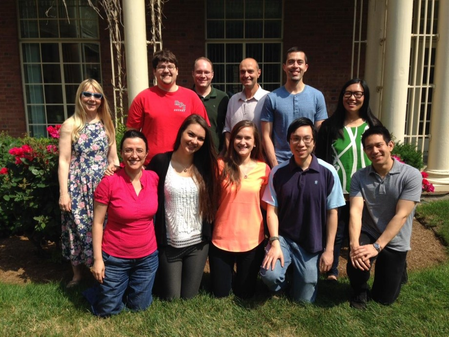 The 2013 Anderson Lab