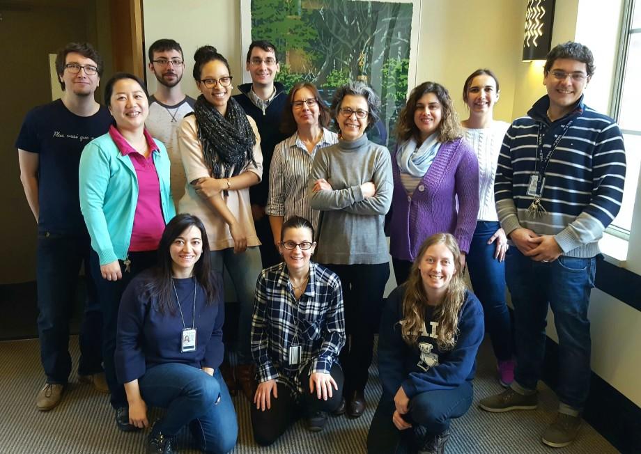 Lab Group Photo